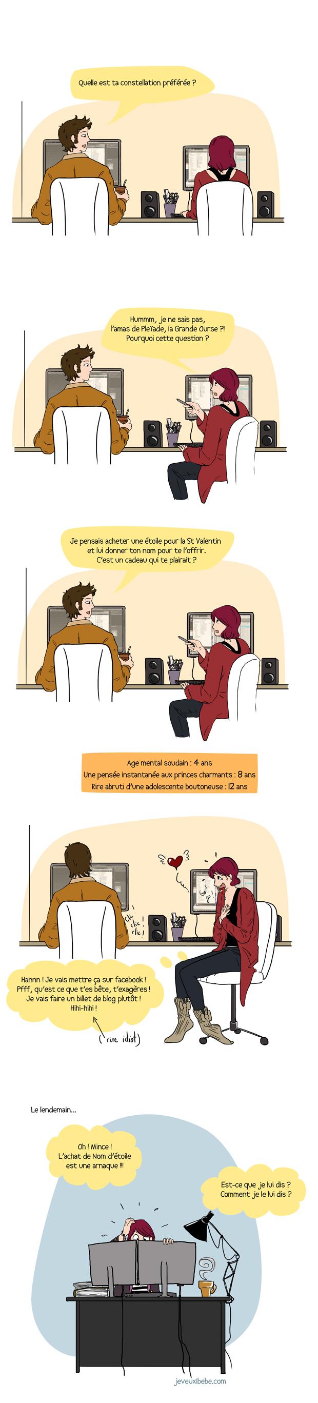 saint valentin,la pathologie du romantisme chez la femme