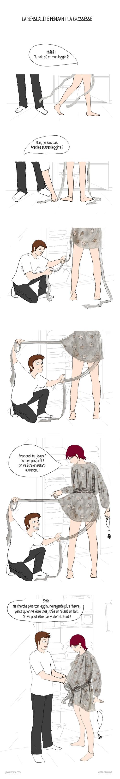 sensualité-grossesse-vêtement
